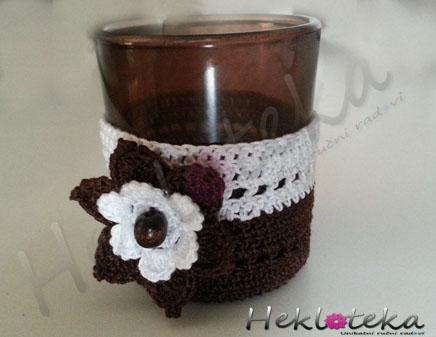 Heklana Čaša za sveću 2